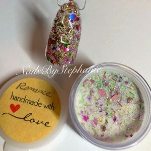 Other - 15g Romance Glitter Acrylic for Nails